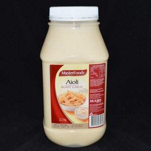 Aioli Roast Garlic 105148