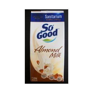 Almond Milk GF 12 X 1L