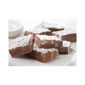 American Brownie Tray Cake 15 X 68g