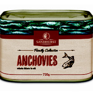 Anchovy Fillets 105809