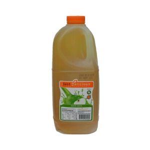 Apple Juice Fresh Plastic Bottle 2L