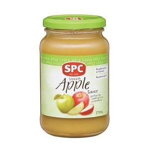 Apple Sauce 101116