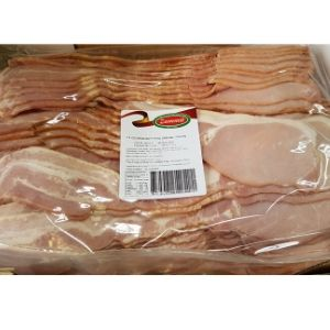 Bacon Premium Rashers GF 5kg Rindless Selected