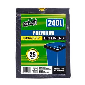 Bags Mobile Bin Liner 100626