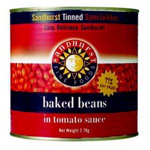 Baked Beans 104542