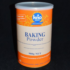Baking Powder Canister 900g