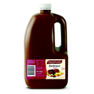 Barbecue BBQ Sauce 100516