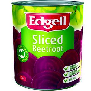 Beetroot Sliced 3 X 3kg