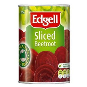 Beetroot Sliced 825g