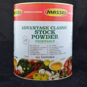 Booster Vegetable Stock GF 100527