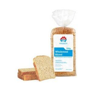 Bread Wholemeal Sliced 700g