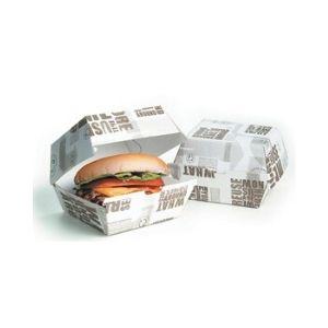 Burger Box Cardboard 250s