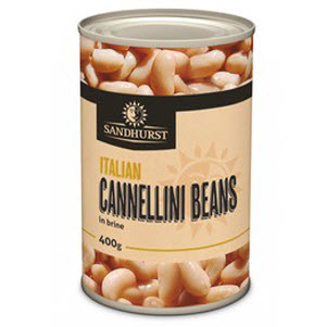 Cannellini Beans Canned 400g 100371