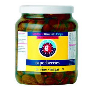 Caperberries 2kg 100762