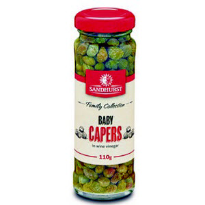 Capers Baby 110g 100733
