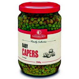 Capers Baby 720g 100755