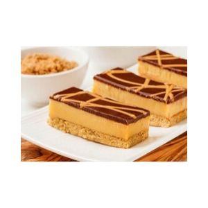 Caramel Slice Tray Cake Gluten Free 15 X 122g