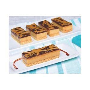 Caramel Slice Tray Cake