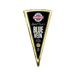 Cheese Blue Vein Portion Control 12 X 100g