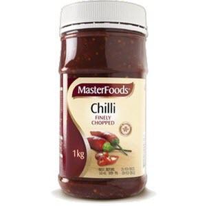 Chilli Chopped Fresh 100962