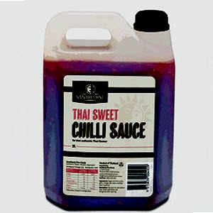 Chilli Sauce Sweet Thai 5L 103202