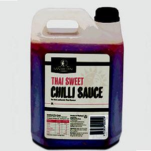 Chilli Sauce Sweet Thai 5L 103202