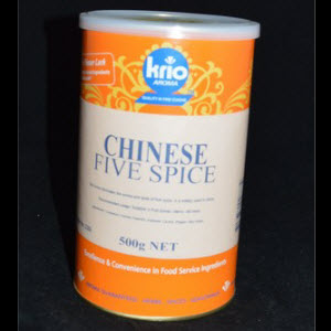 Chinese Five Spice Canister 500g