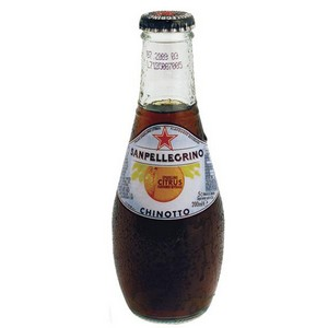 Chinotto Glass Bottle 24 X 200ml