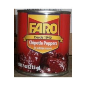 Chipotle Peppers 215g