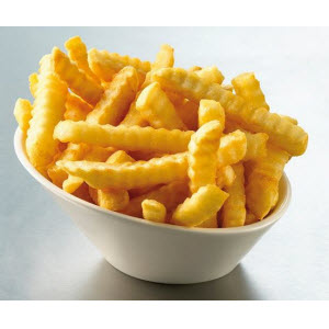 Chips Crinkle Cut 13mm 3 X 5kg