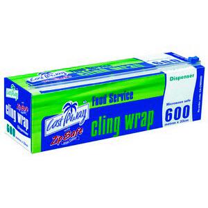 Cling Wrap 600m X 33cm