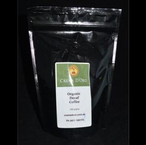 Coffee Decaf Ground 101666