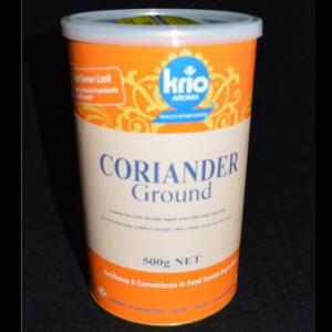 Coriander Ground Canister 500g