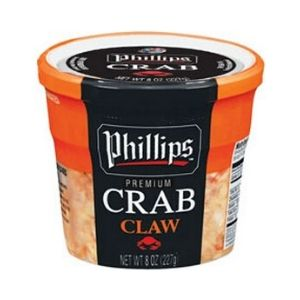 Crab Claw Meat 227g