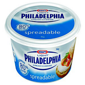 Cream Cheese Philly Light 100055