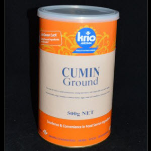 Cumin Ground Canister 500g