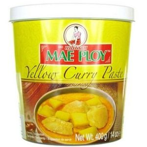 Curry Paste Yellow 400g