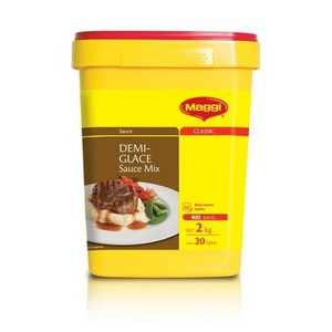 Demi Glaze Sauce Powder 100649