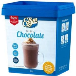 Drinking Chocolate 102503