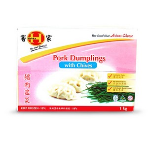 Dumpling Pork And Chive