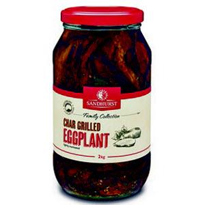 Eggplant Char Grilled 2kg 101326