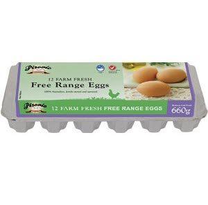 Eggs Free Range 15 Doz 103955