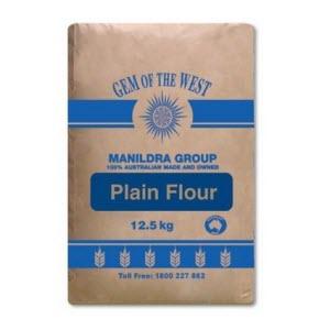 Flour Plain 12.5kg
