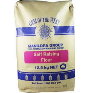 Flour Self Raising 12.5kg