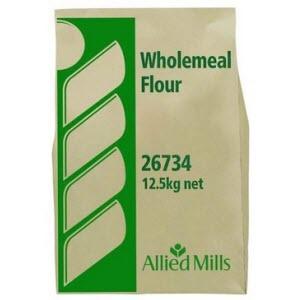 Flour Wholemeal Plain 102602