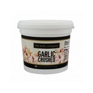 Garlic Crushed 2kg Herb Company
