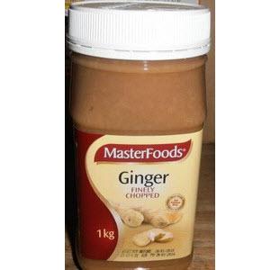 Ginger Chopped Fresh 101196 2