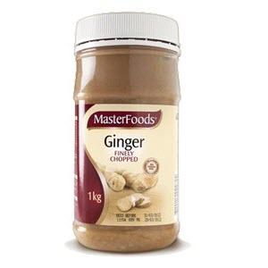 Ginger Chopped Fresh 101196