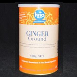 Ginger Ground 500g Canister