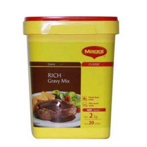 Gravy Mix Rich 100629